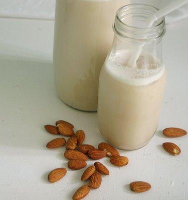 Almond milk…make your own!