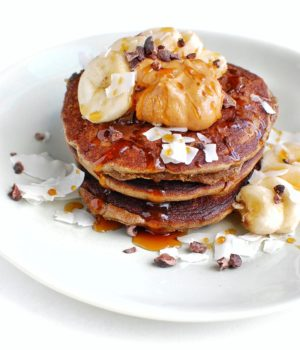 cricket flour pancakes